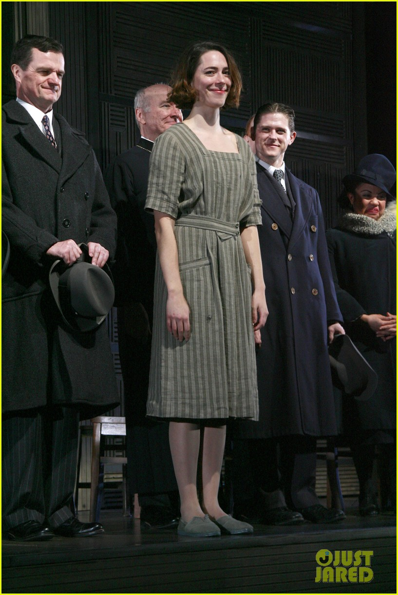 rebecca hall ashley bell machinal broadway opening night 033033371