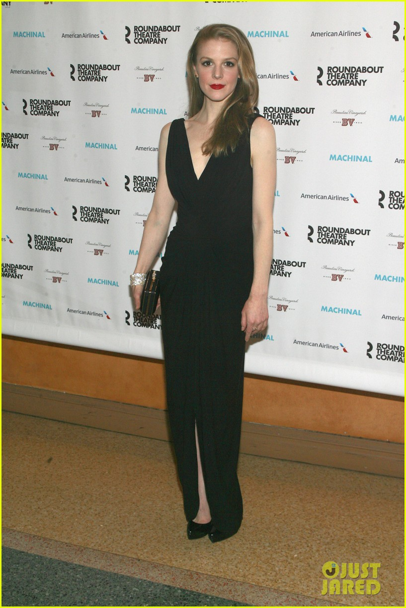 rebecca hall ashley bell machinal broadway opening night 053033373