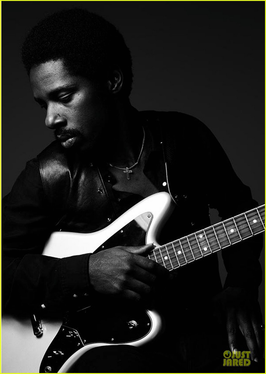 curtis harding saint laurent music project video watch now 013031228
