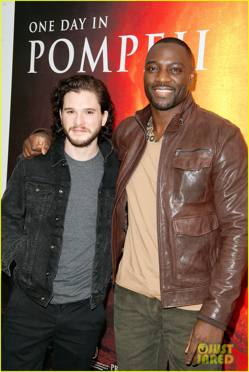 kit harington pompeii philadelphia screening 013042654