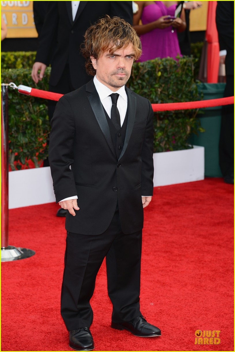 kit harington peter dinklage sag awards 2014 red carpet 053034617