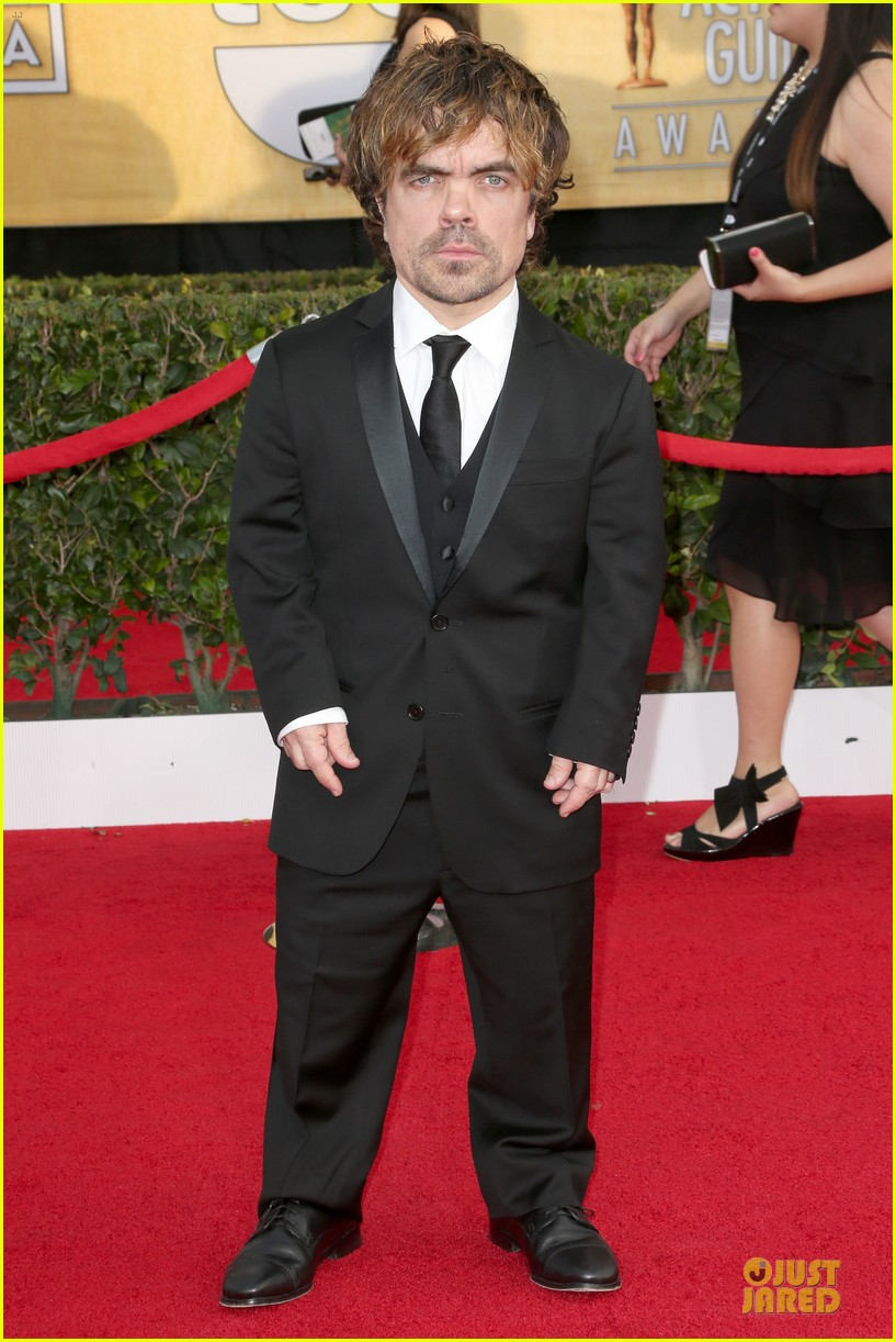 kit harington peter dinklage sag awards 2014 red carpet 073034619