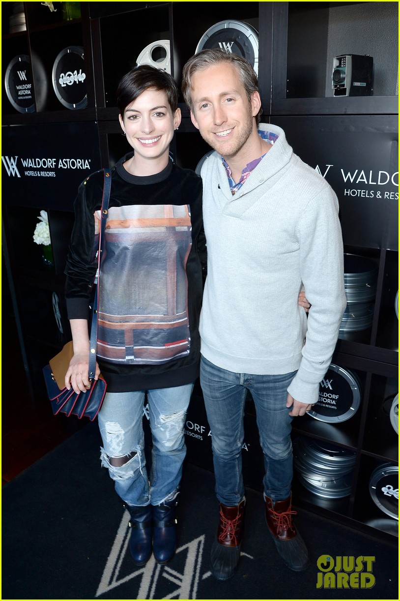 anne hathaway song one sundance premiere 073036545