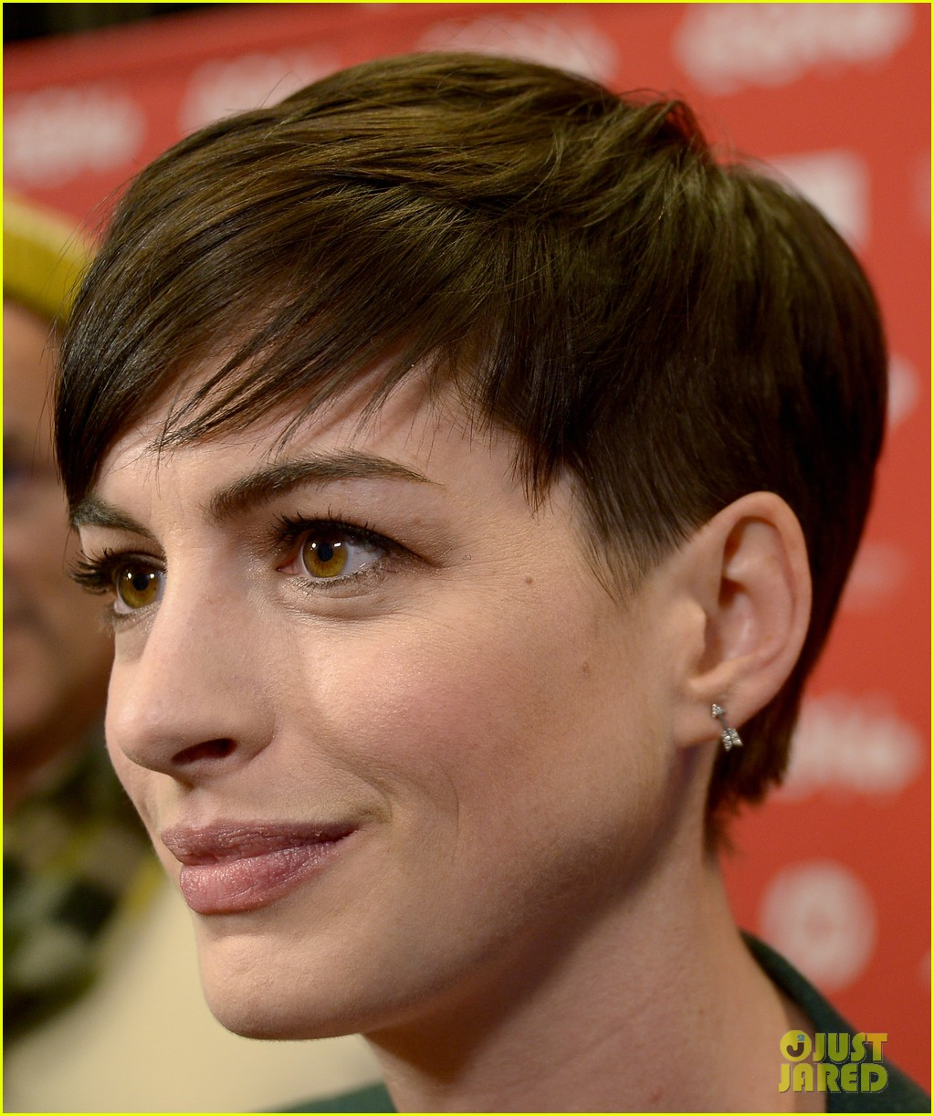 anne hathaway song one sundance premiere 14