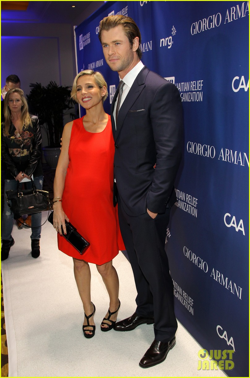 chris hemsworth elsa pataky help haiti home gala 2014 013028296
