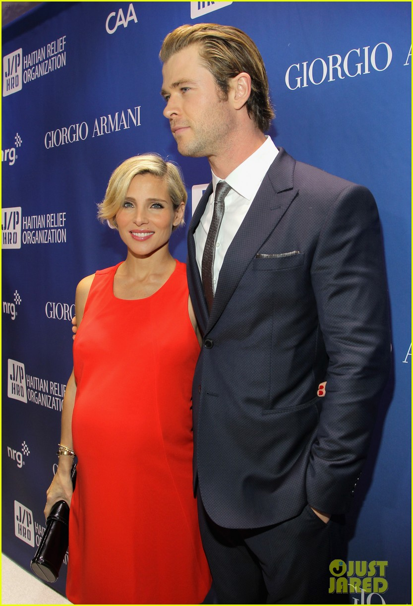 chris hemsworth elsa pataky help haiti home gala 2014 103028305