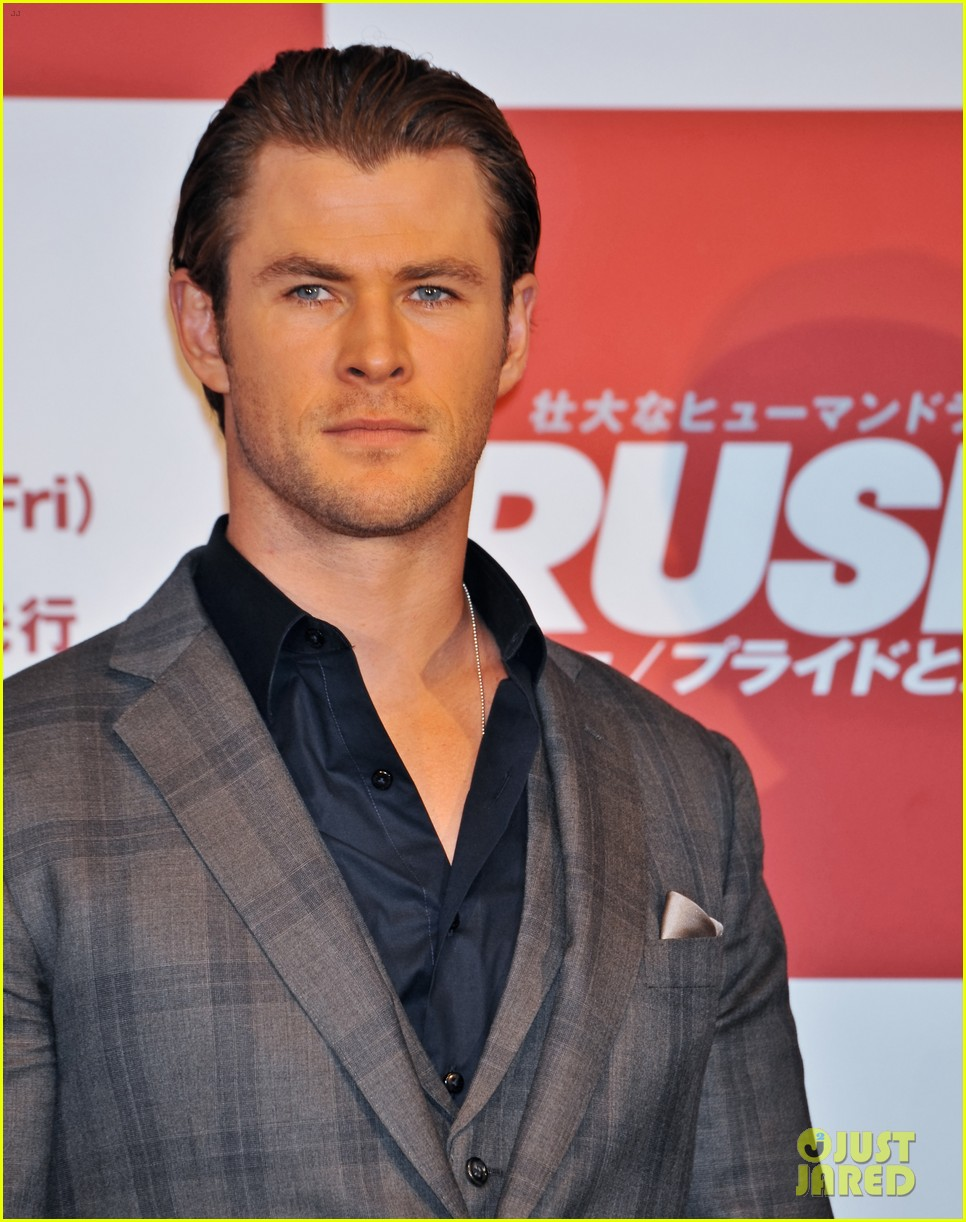 chris hemsworth rush tokyo press conference 093042675