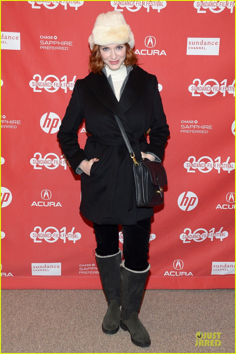 christina hendricks god pocket premiere at sundance 2014 01