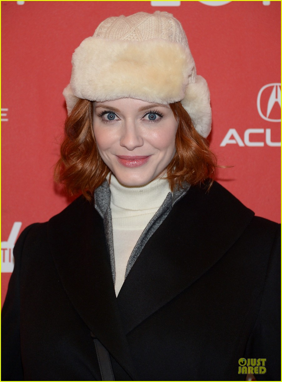 christina hendricks god pocket premiere at sundance 2014 043033983