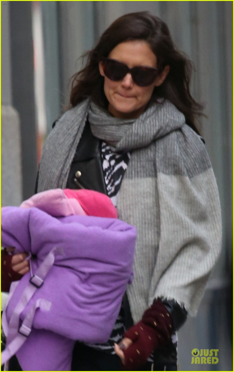katie holmes goes back in time for alterna haircare 043045111