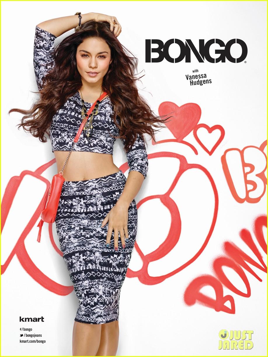 vanessa hudgens new bongo campaign pics 01