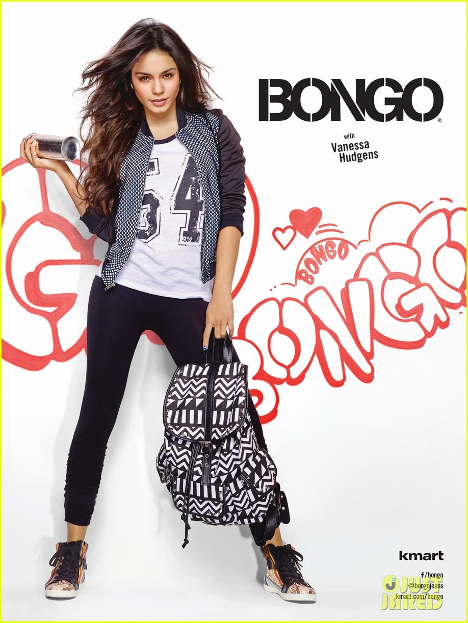 vanessa hudgens new bongo campaign pics 033025276