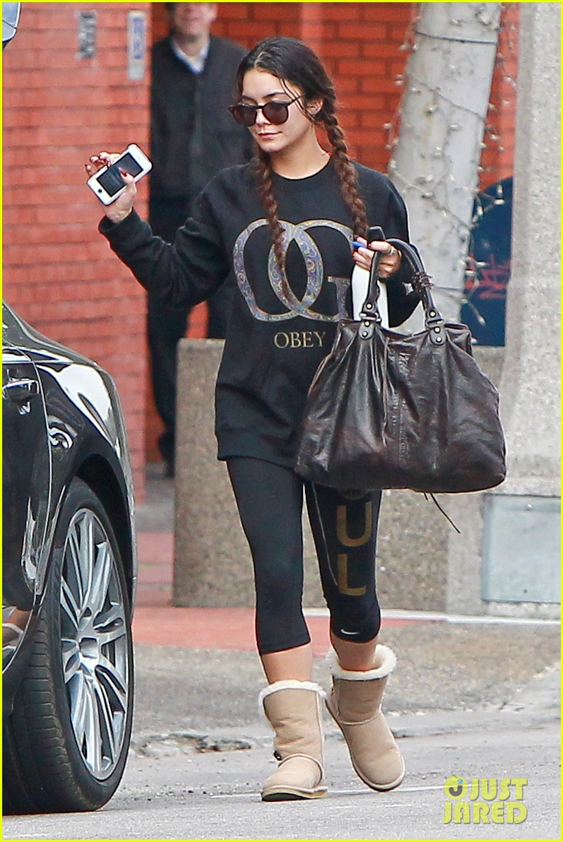 vanessa hudgens credits croissants for gimme shelter weight gain 013041761