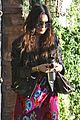 vanessa hudgens hangs out at ashley tisdales home 06