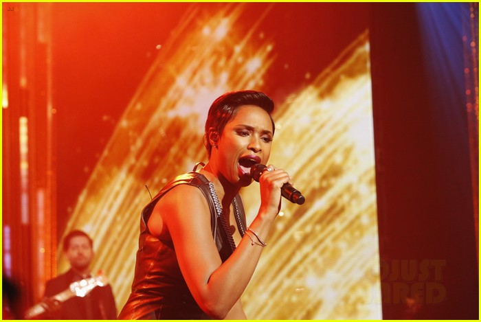 jennifer hudson belts it out for new years eve 2014 video 043020866