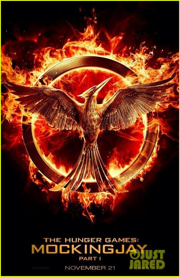 hunger games mockingjay first poster revealed 013037869