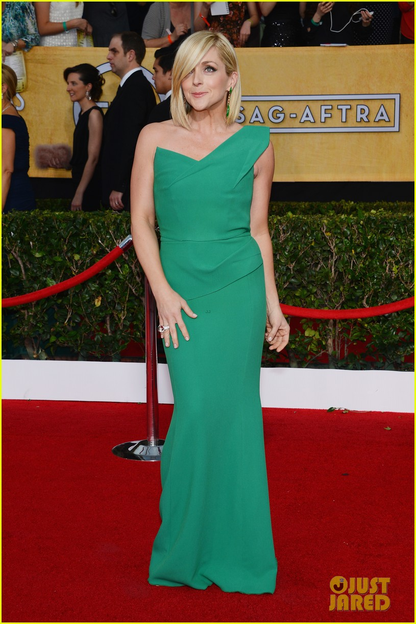 jane krakowski katrina bowden sag awards 2014 red carpet 01
