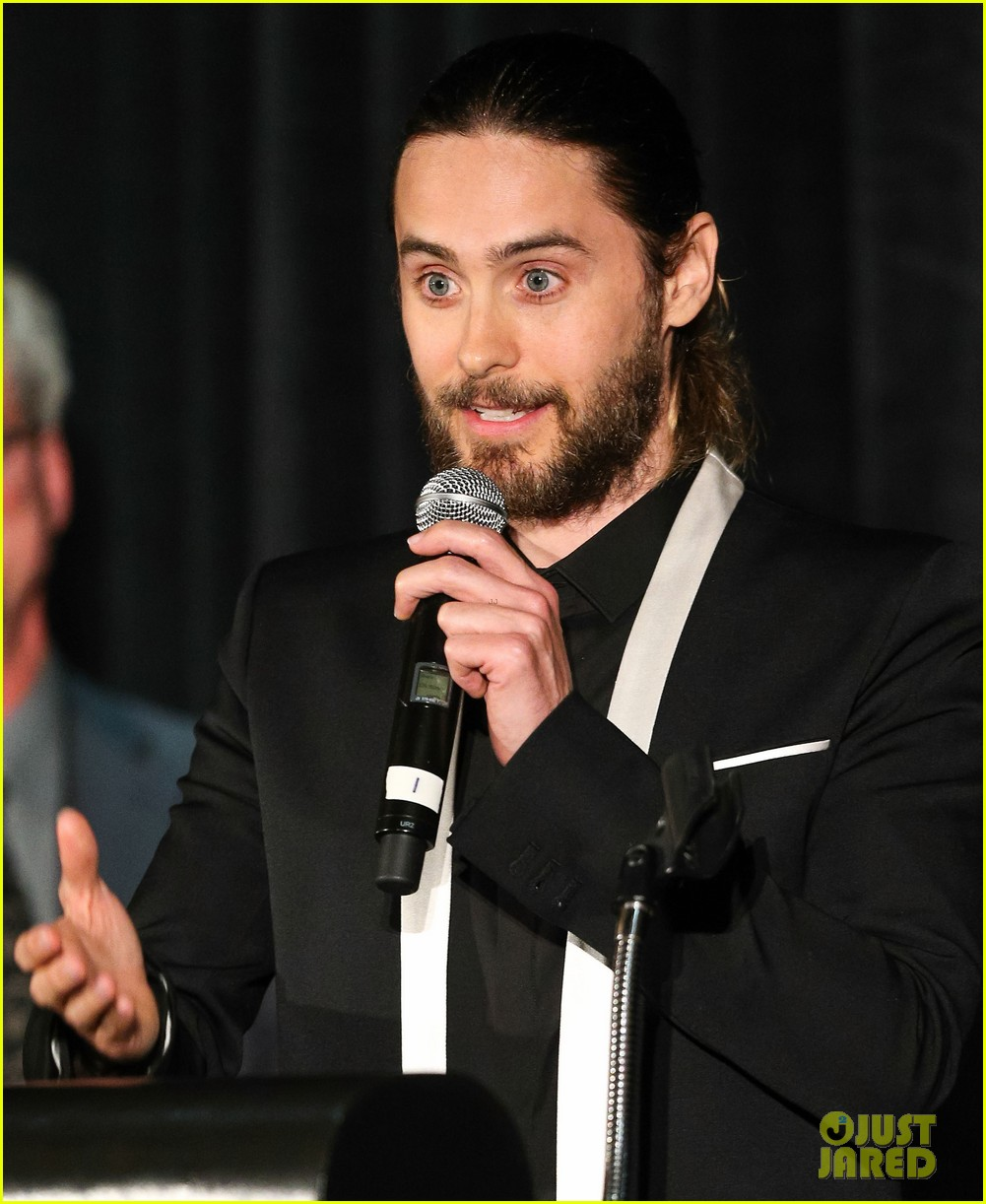 jared leto adele exarchopoulos lacfa awards 2014 093028864