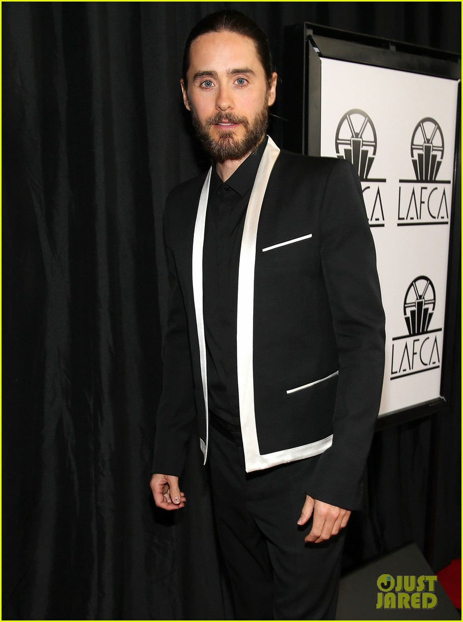 jared leto adele exarchopoulos lacfa awards 2014 133028868