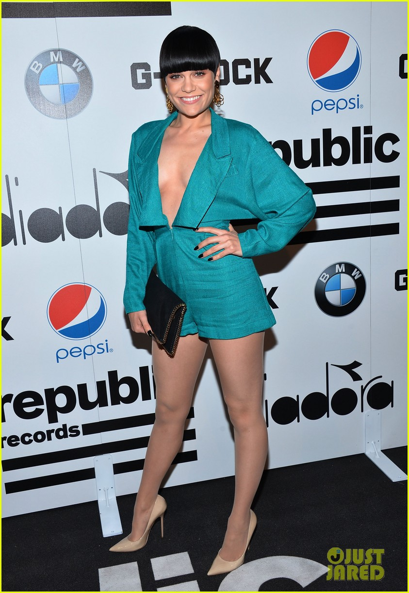jessie j republic records grammys 2014 after party 013041989