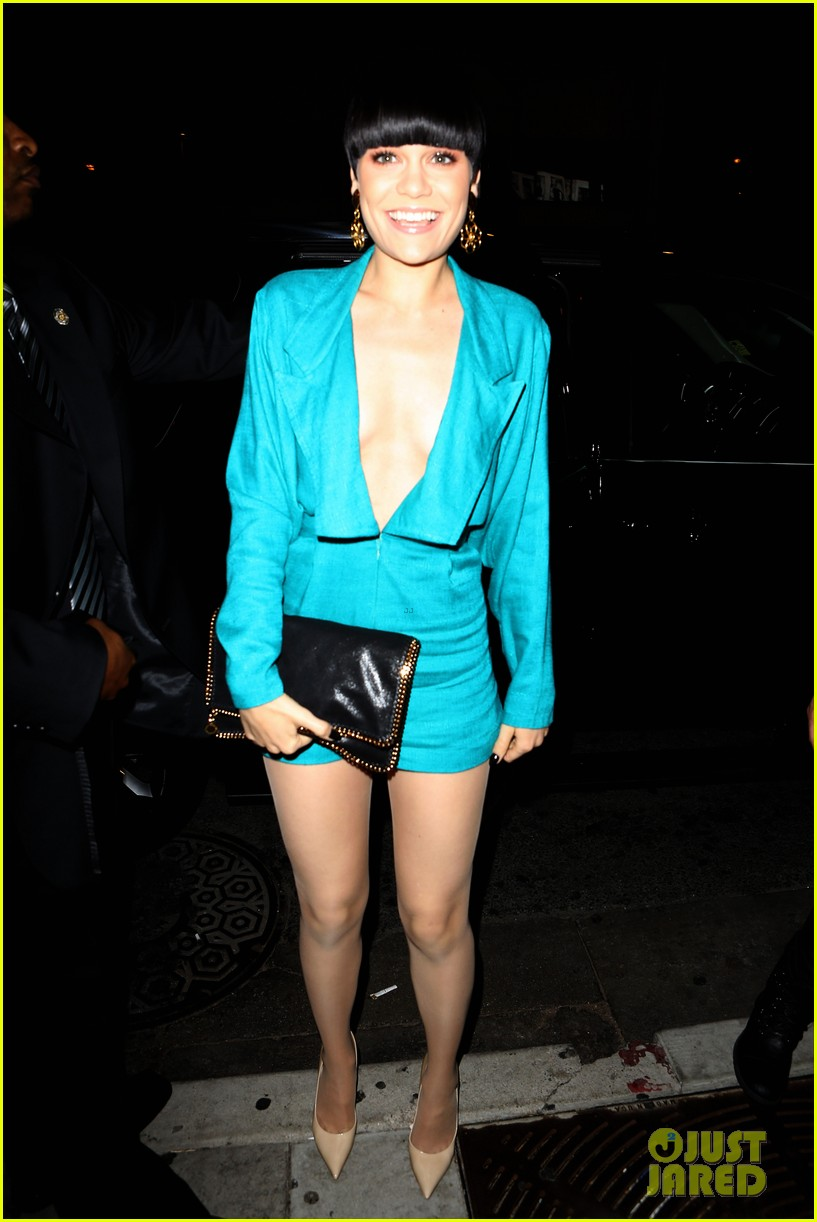 jessie j republic records grammys 2014 after party 033041991