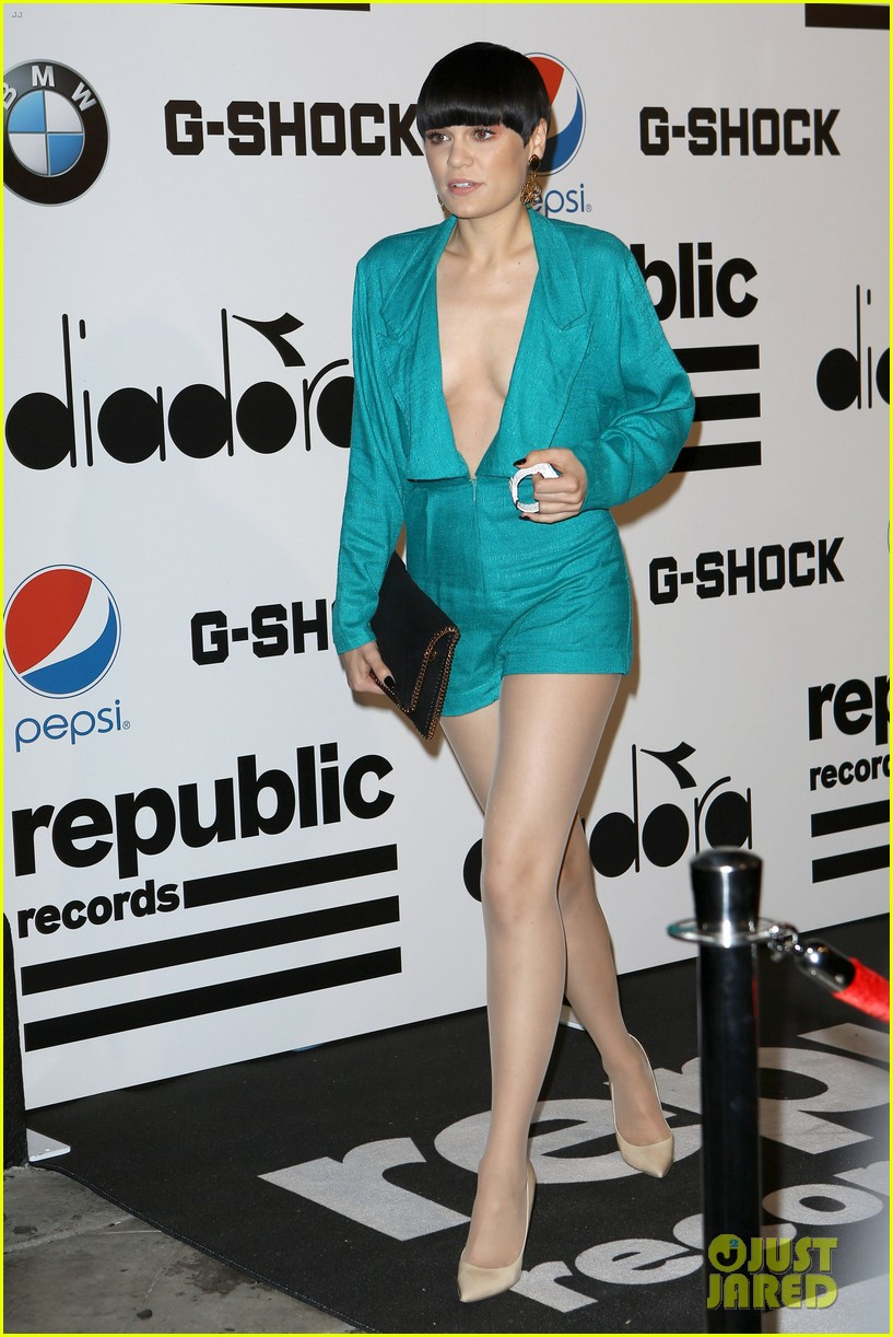jessie j republic records grammys 2014 after party 083041996