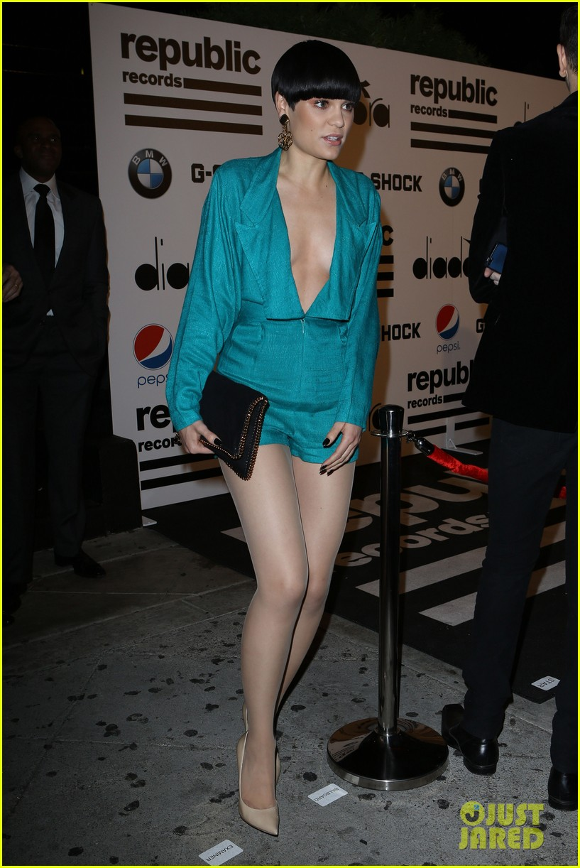 jessie j republic records grammys 2014 after party 133042001