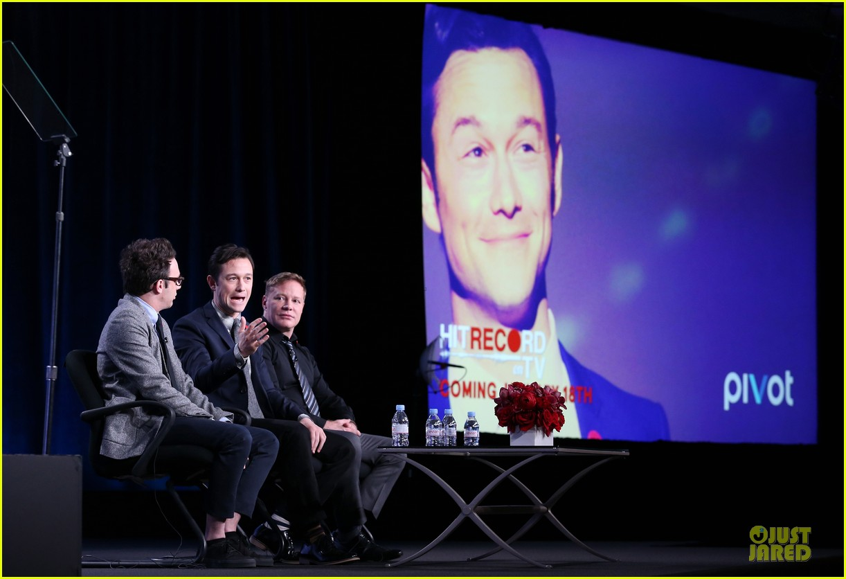 joseph gordon levitt hitrecord on tv renewed for second season 073027964