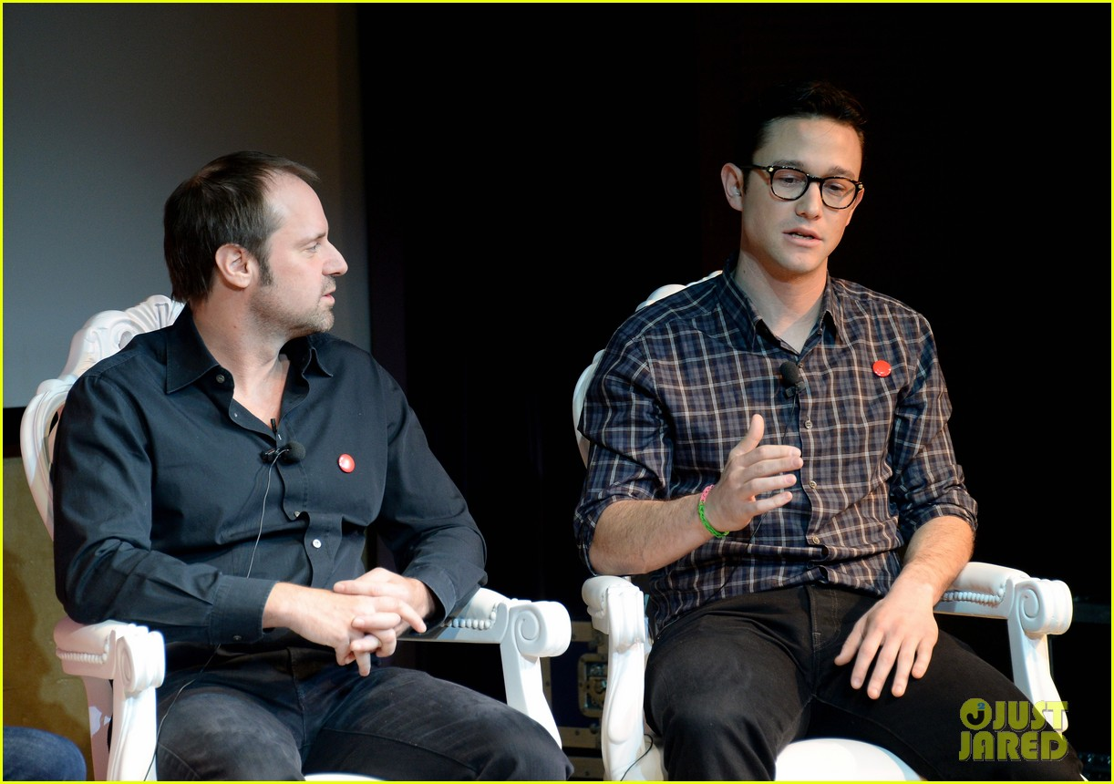 joseph gordon levitt sundance hitrecord are very similar 103035992