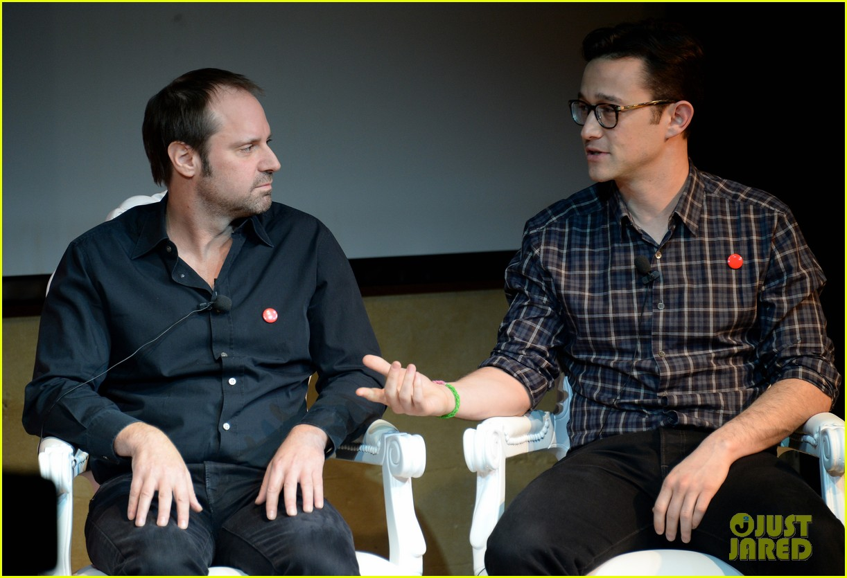 joseph gordon levitt sundance hitrecord are very similar 14