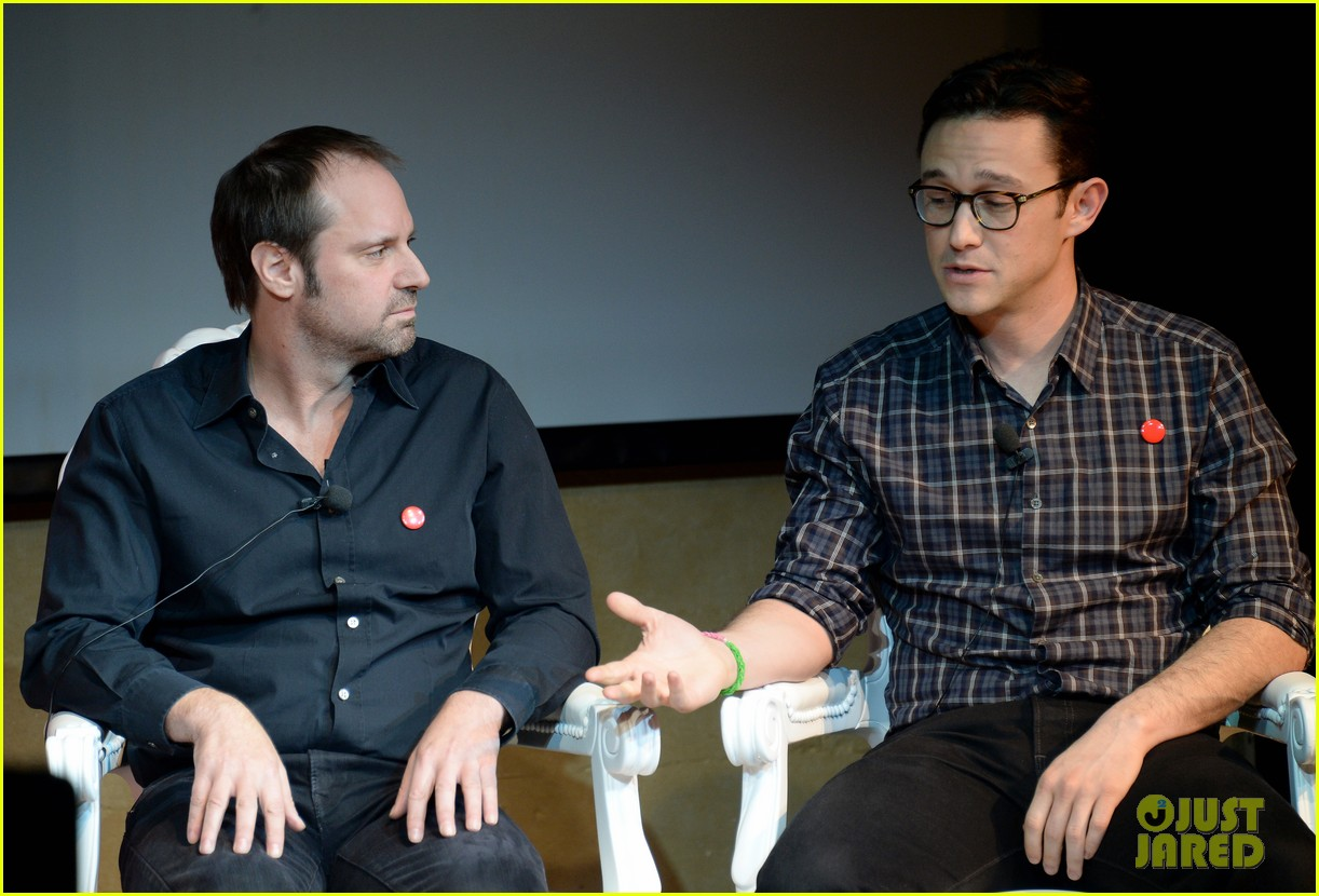 joseph gordon levitt sundance hitrecord are very similar 153035997