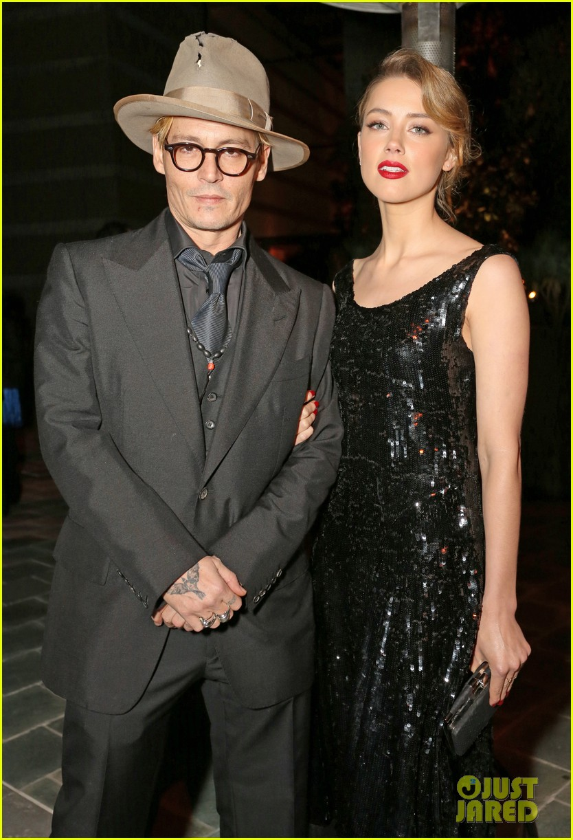 johnny depp amber heard art of elysium heaven gala 06