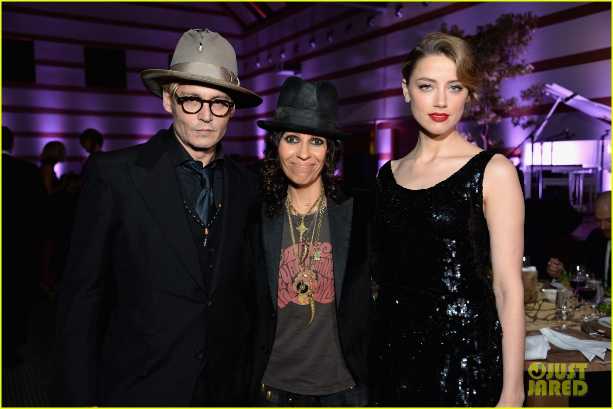 johnny depp amber heard art of elysium heaven gala 103028591