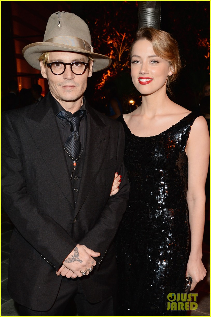 johnny depp amber heard art of elysium heaven gala 143028595