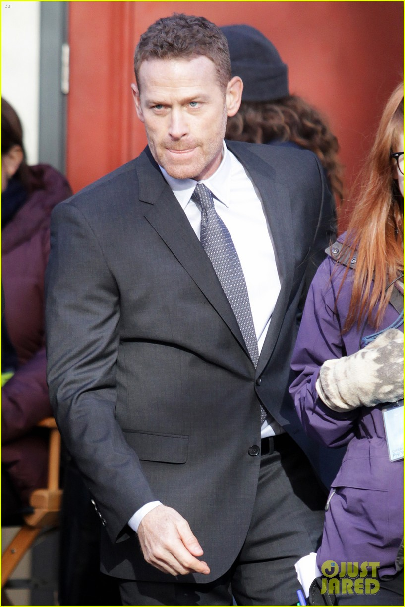 dakota johnson shoots fifty shades scenes with max martini 023033146