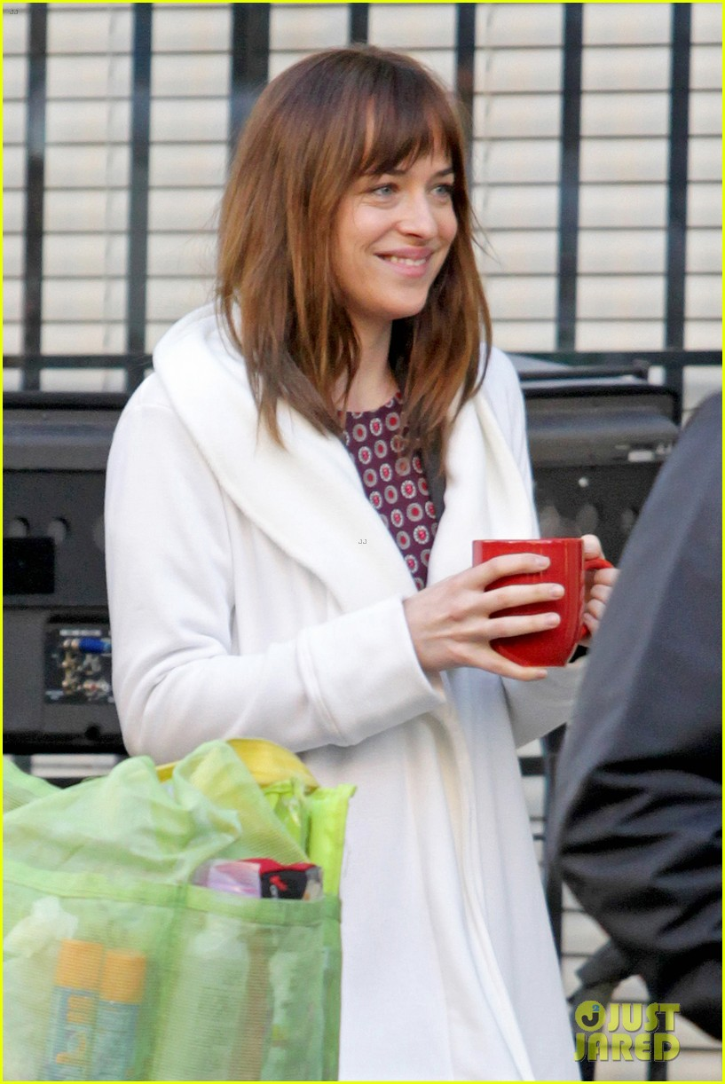 dakota johnson shoots fifty shades scenes with max martini 043033148