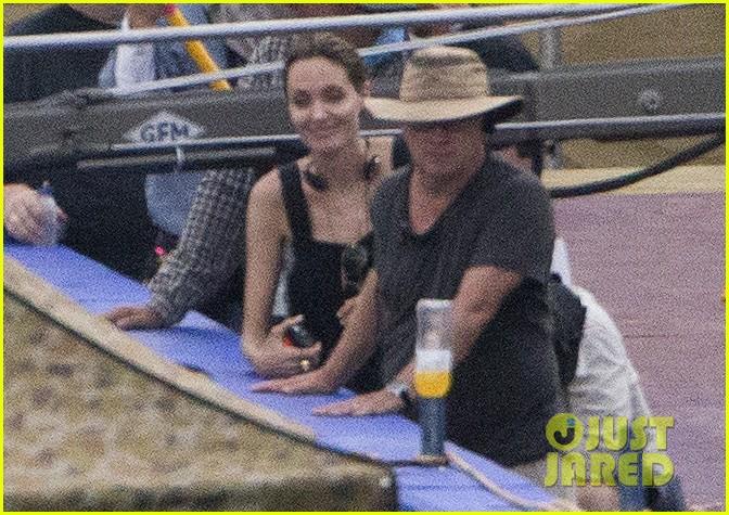 angelina jolie continues directing unbroken in australia 233039271