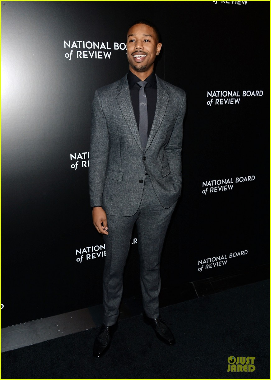michael b jordan octavia spencer nbr awards gala 2014 063025109