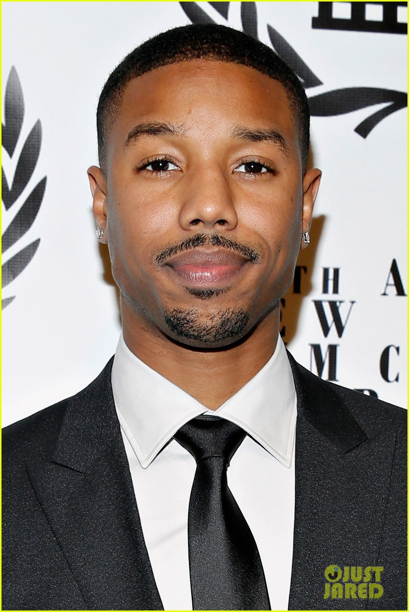 michael b jordan presents at nyfcc awards with fruitvale station co stars 033024456