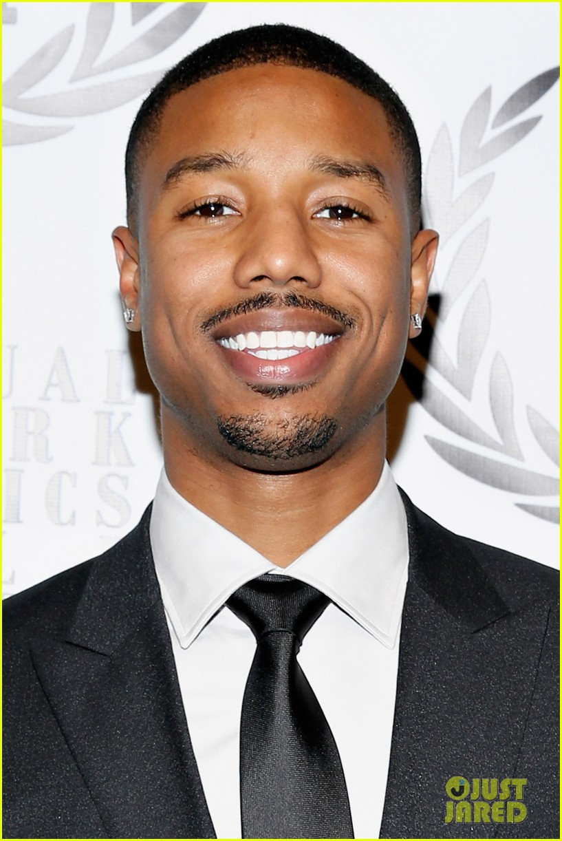 michael b jordan presents at nyfcc awards with fruitvale station co stars 063024459