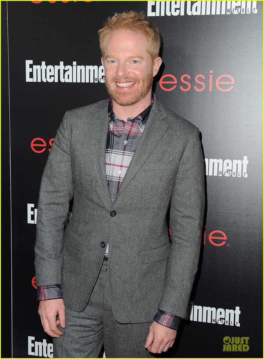 jesse tyler ferguson ariel winter ew sag nominees party 10