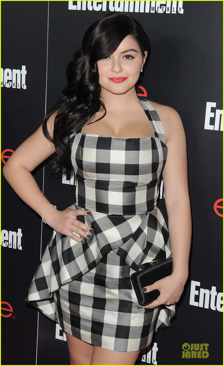 jesse tyler ferguson ariel winter ew sag nominees party 143034231
