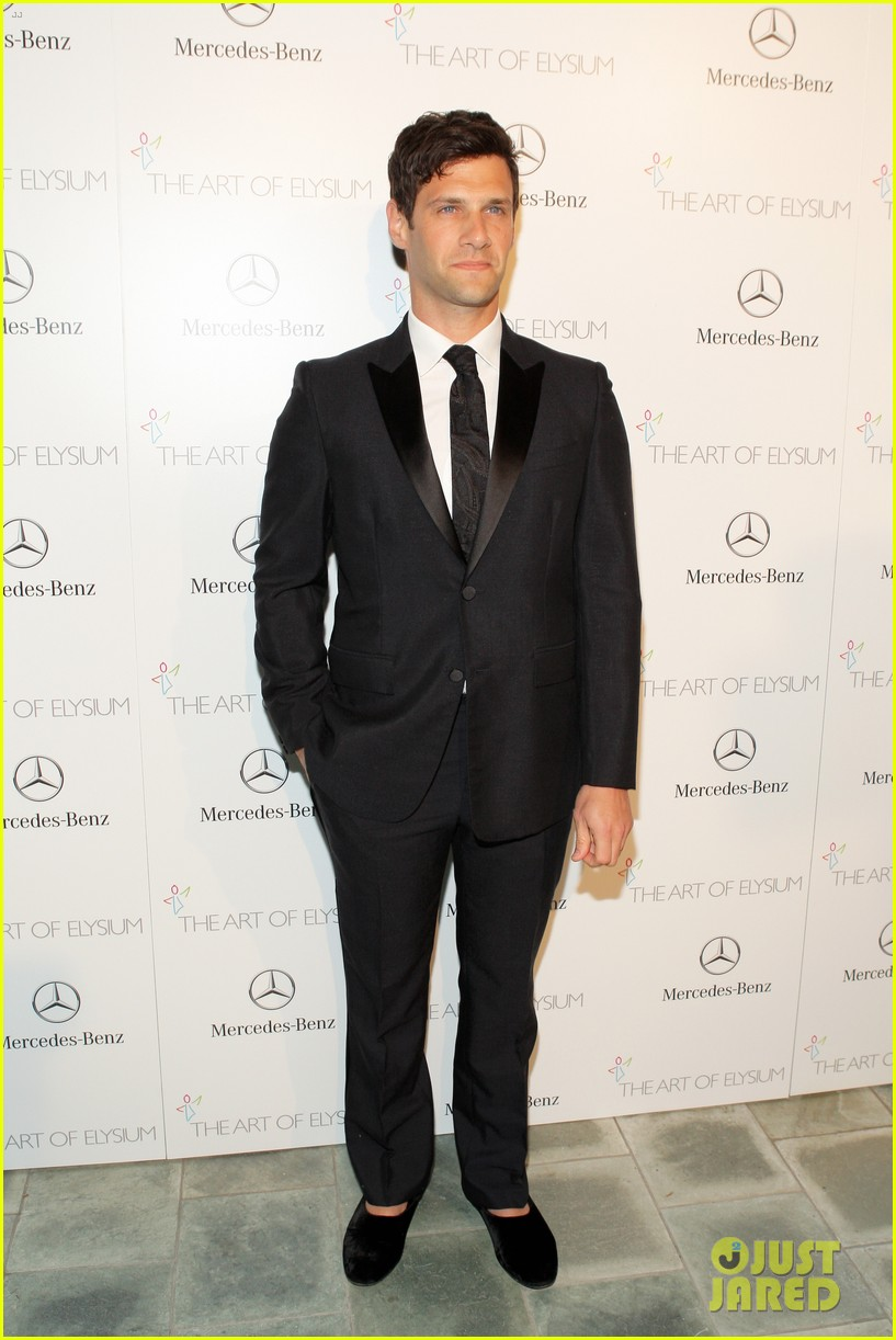 justin bartha elijah wood art of elysium heaven gala 10