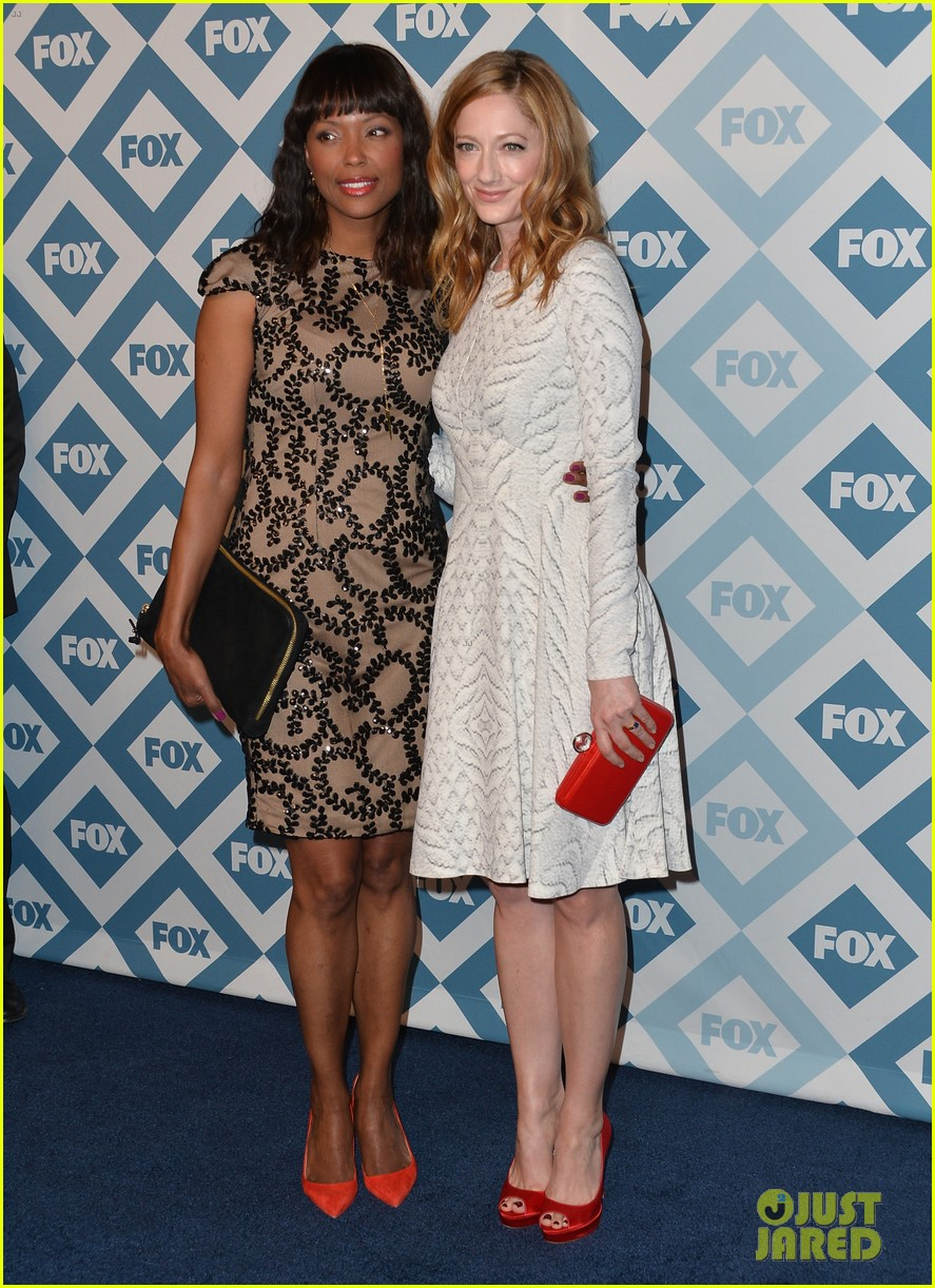 mindy kaling judy greer fox all star party 2014 043031009