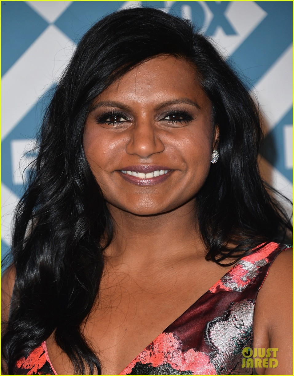 mindy kaling judy greer fox all star party 2014 06