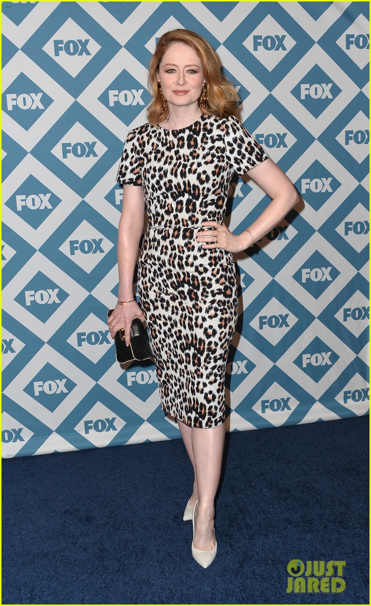 mindy kaling judy greer fox all star party 2014 193031024