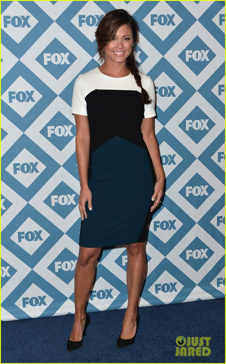 mindy kaling judy greer fox all star party 2014 293031034