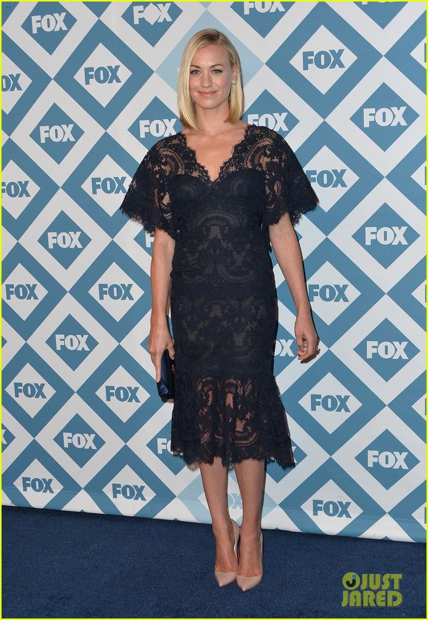 mindy kaling judy greer fox all star party 2014 323031037