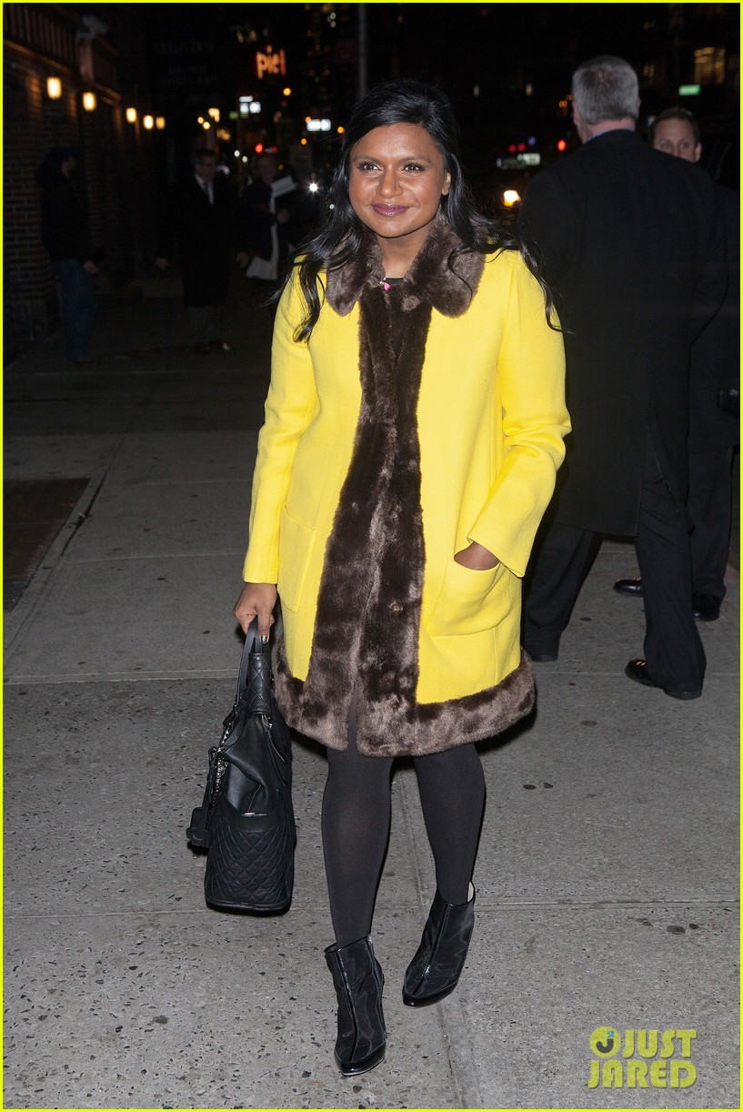 mindy kaling my elle made me feel glamorous cool 113026742