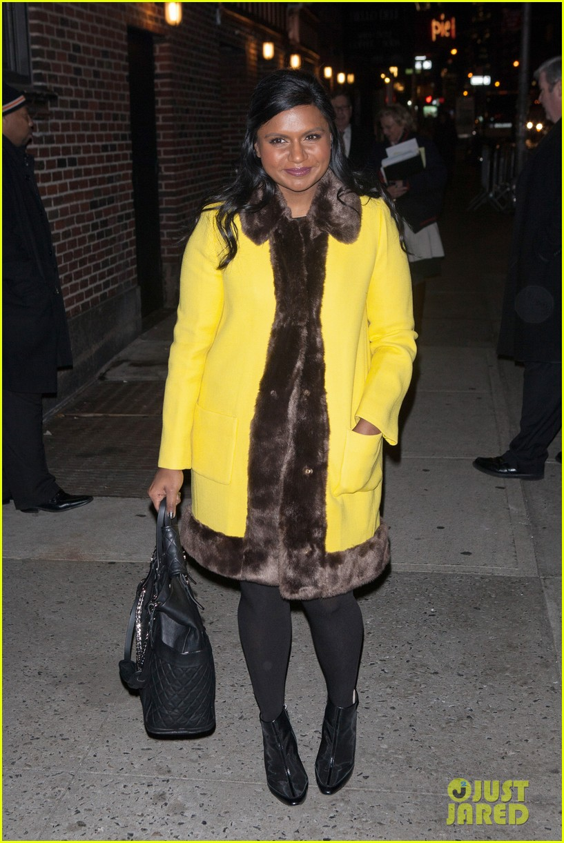 mindy kaling my elle made me feel glamorous cool 163026747